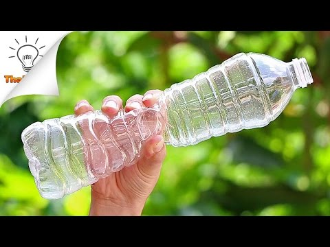 Plastic Bottle Life Hacks