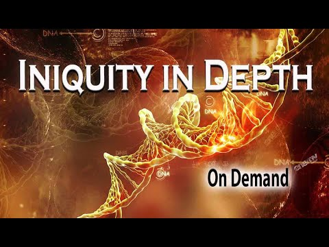 Iniquity In Depth - Live Class (Only English)