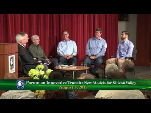 Q & A: Forum on Innovative Transit: New Models for Silicon Valley