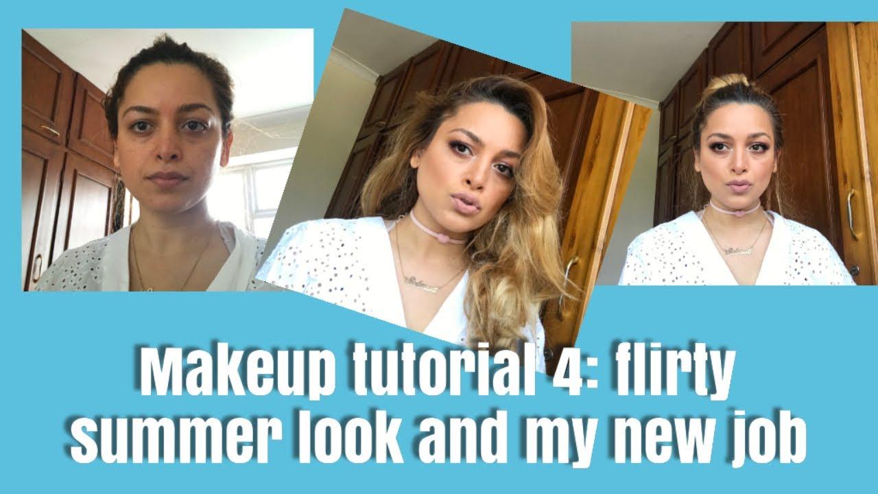 This summer's best flirty makeup