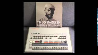 Theo Parrish - Be In Yo Self (Benedikt Frey Edit)