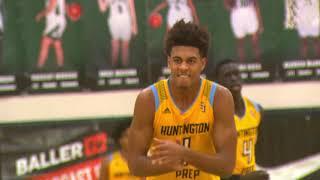 Jaemyn Brakefield - Huntington Prep Forward - Highlights/Interview - Sports Stars of Tomorrow