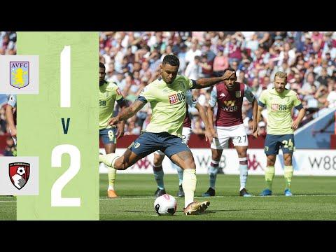 HARRY WILSON DEBUT GOAL 💥  | Aston Villa 1-2 AFC Bournemouth