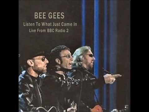 Bee Gees Massachusetts on BBC Radio 2 March 22 2001(RARE*)