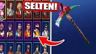 Fortnite account with Christmas Skins & rare pickaxe get! - Fortnite Battle Royale
