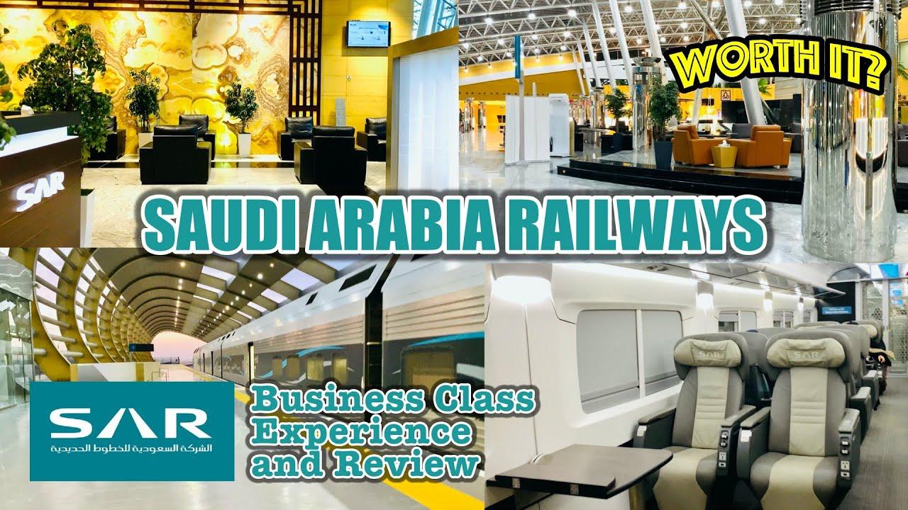 Download Saudi Railways Business Class   SAR Review   Review Vlog 2
