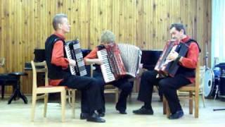 Trio akordeonowe AKORD   NA STOKACH MANDŻURII