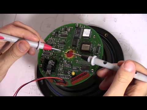 Episode 2, Teardown of Magnetic flux sensor compass
