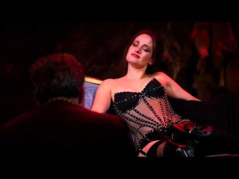 La Vénus à la fourrure  Mise en scène Jérémie Lippmann  Marie Gillain & Nicolas Briançon @MCNN