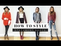 How to Style Statement Boots for Winter + LOOK BOOK