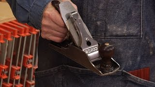 Why Use A Hand Plane?