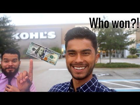 $100 Kohl's Style Challenge | Who Got The Better Outfit?