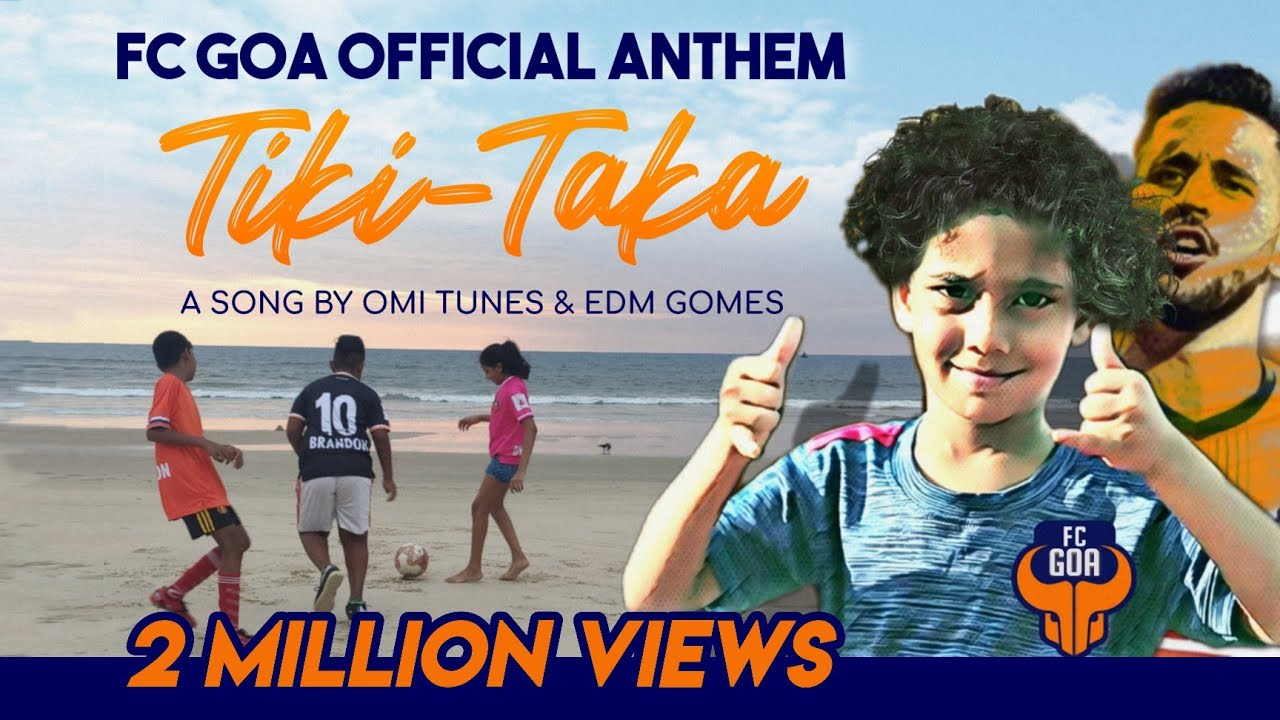 Fc goa song 2015 preview youtube.