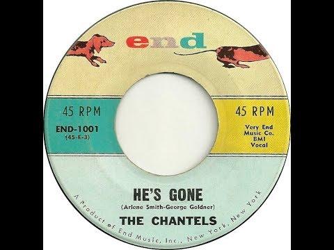 The Chantels - He's Gone (1957 Doo Wop) HD Quality