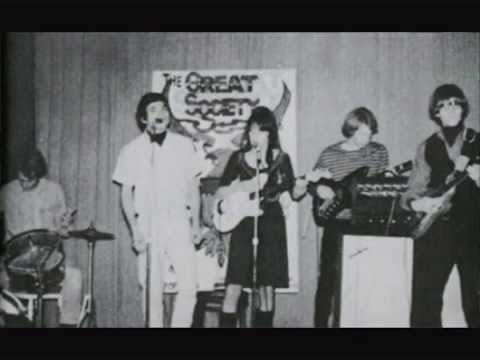 On Stage: White Rabbit - Grace Slick and The Great Society, 1966 - The Matrix