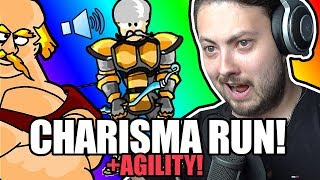 TO KONIEC ?! ... - swords and sandals #4 [CHARISMA RUN + AGILITY]