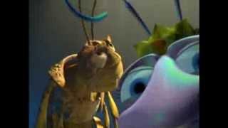 pixar movie とある高原の池に浮かぶアリの島、アント・アイランド。例...