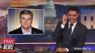 Late-Night Hosts React to News Sean Hannity Was Client of Trump's Lawyer | THR News