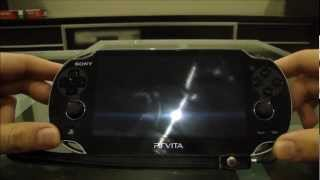 Sony PSVita Review Plus RIDGE RACE & Uncharted Gameplay Footage