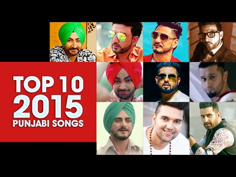TSeries Top 10 Punjabi Songs of 2015  Staff Pick: Non Stop Mix