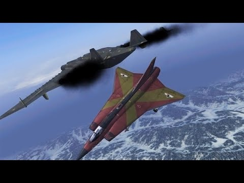 The Dragon And The Titan - Ace Combat Zero