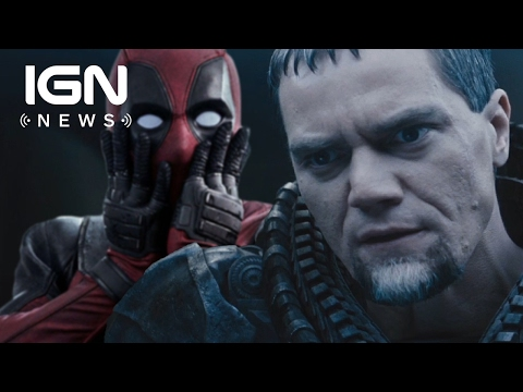 Michael Shannon Frontrunner to Play Cable in 'Deadpool 2' - IGN News