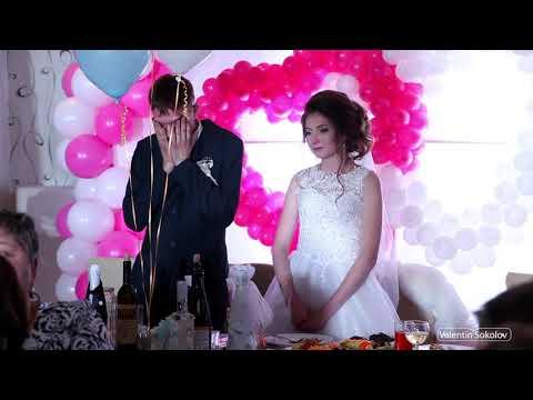 Самое красивое и трогательное поздравление от брата на свадьбу! - Ржачные видео приколы