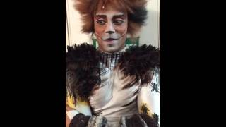 Javier Cid's (Macavity) Quick Fire Questions | Cats the Musical
