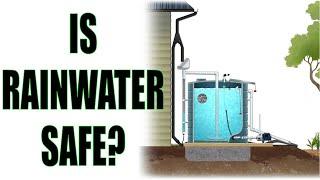 Rainwater Harvesting: Is Rainwater Safe?