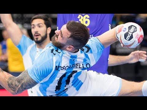 Mundial Masculino de Handball 2019 - Argentina Vs. Egipto