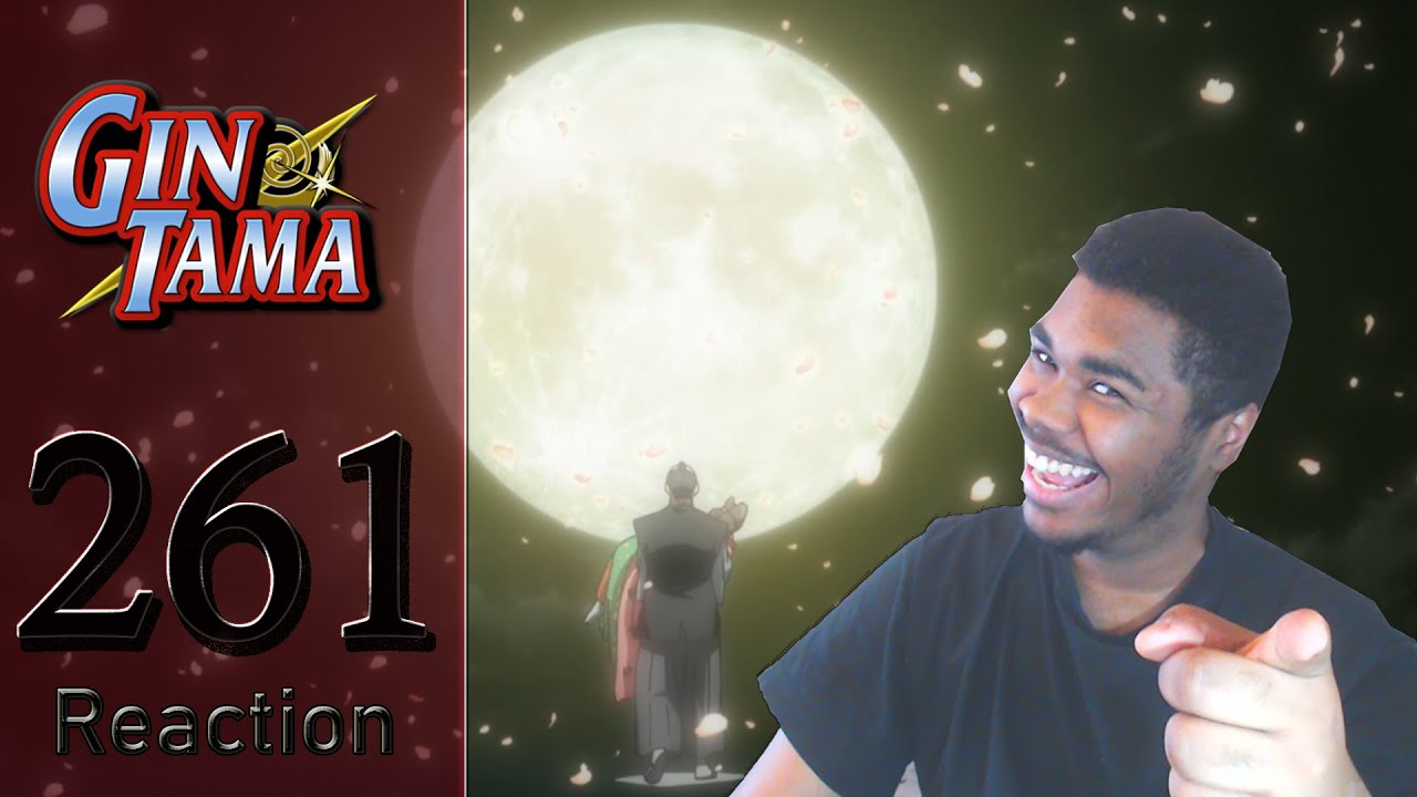 Live Reaction Gintama Episode 215 THINGS ARE GETTING