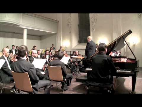 Sergey Koudriakov - Beethoven Piano Concerto no.4