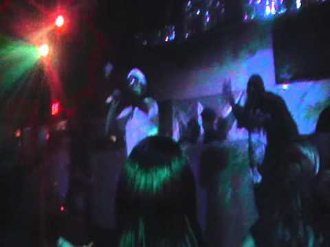 Mr.Black Silent Young Gottie & Paige Performing Kick Me 2 Tha Ground.....