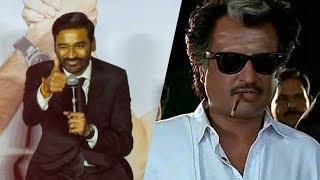 Dhanush on Rajini's Entry to politics | TN 183