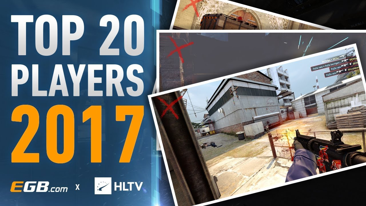 HLTV.org's Top 20 players of 2017 Videosu