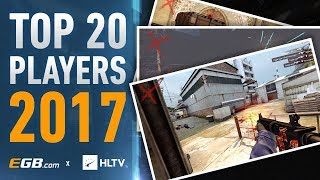 HLTV.org's Top 20 players of 2017