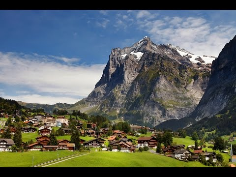 Top Tourist Attractions in the Jungfrau Region (Switzerland)