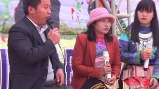 2017 Hmoob Nyablaj noj 30, Zos TxheebNcab P2.  Hmong ChengCha NewYear P2