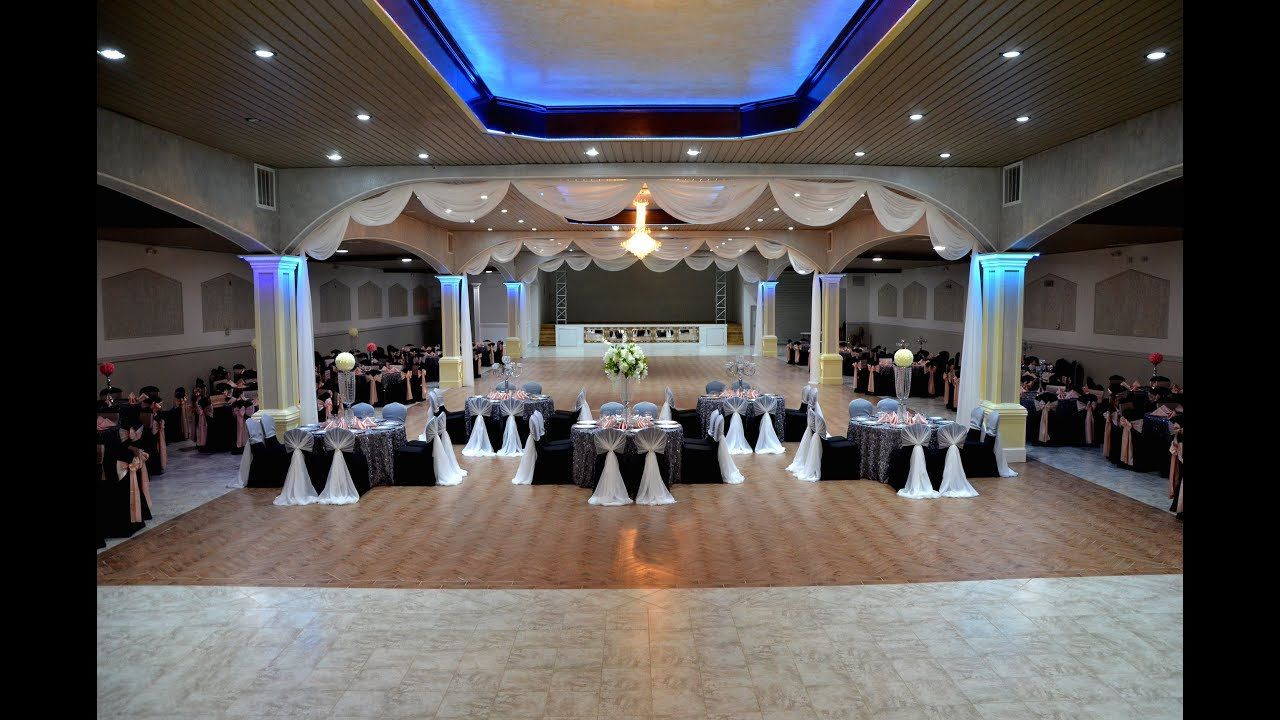 Houston Reception Halls Youtube