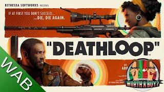 Deathloop Review - Worthabuy? (Video Game Video Review)