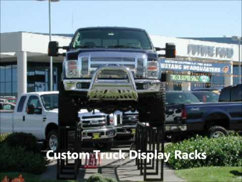 "Vehicle Display Ramps 800-258-9010 ""car display platform"""