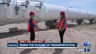 Science fiction becomes science fact: Hyperloop tests show feasibility