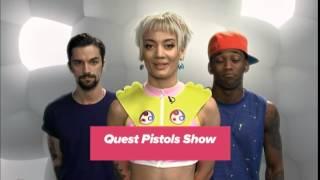 Приглашение От Звезд. Quest Pistols Show. M1 Music Awards - 26.11.2015