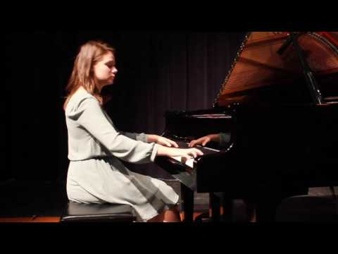 College Audition–University of North Texas