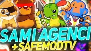 Bloons TD5 2018 [PL] odc.88-  Sami agenci ! /w SafemodTV