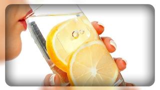 Причины пить воду с лимоном