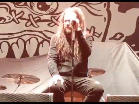 """KORN in studio for new album - Monster Truck new video """"Thundertruck"""""""