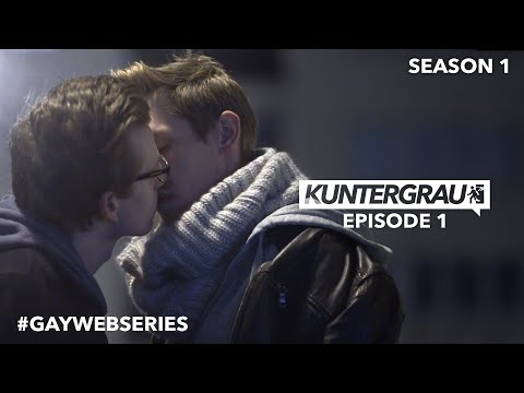 KUNTERGRAU | GAY WEB SERIES | EPISODE 1 | SEASON 1