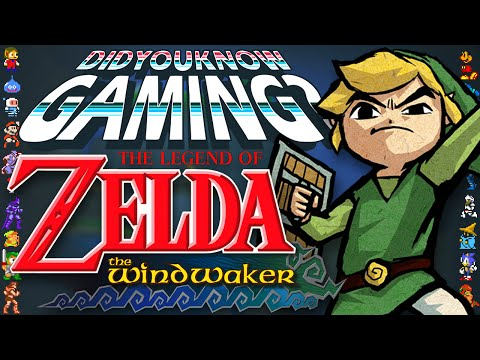 Zelda Wind Waker - Did You Know Gaming? Feat. PeanutButterGamer