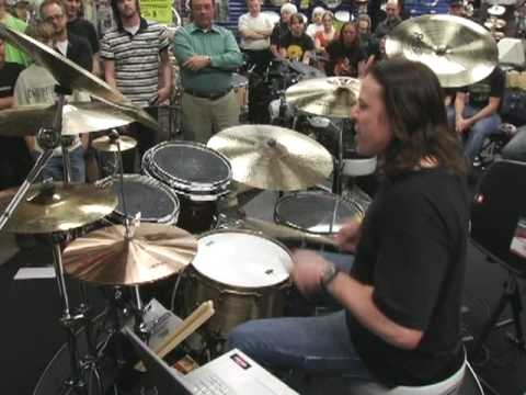 Paul R. Thompson Drumhead Magazine Solo